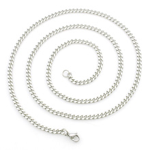 (40-70cm) to choose, 3mm wide,Chain Necklace, 316L Stainless Steel Necklace Men,