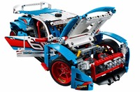 Technic Rally Car 1085Pcs Building Kit Blocks Bricks Educational Funny Children Toys Gifts compatible with Legoings 42077
