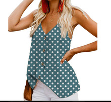 2019 NEW womens clothing Summer Plus Size Tank Top for Women Spaghetti Strap Flower Print Sleeveless Casual Top brief embroidered spaghetti strap tank top for women