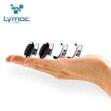 LYMOC BEMI15 Creative Beans Mini Earphone Bluetooth Wireless Invisible IN-Ear Handfree Bluetooth Headset MIC for iPhone XiaoMi