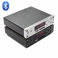 FX-AUDIO M-160E Bluetooth@4.0 Numérique Audio Amplificateur 160 W * 2 Entrée USB/SD/AUX/PC-USB Loseless Lecteur pour APE/WMA/WAV/FLAC/MP3