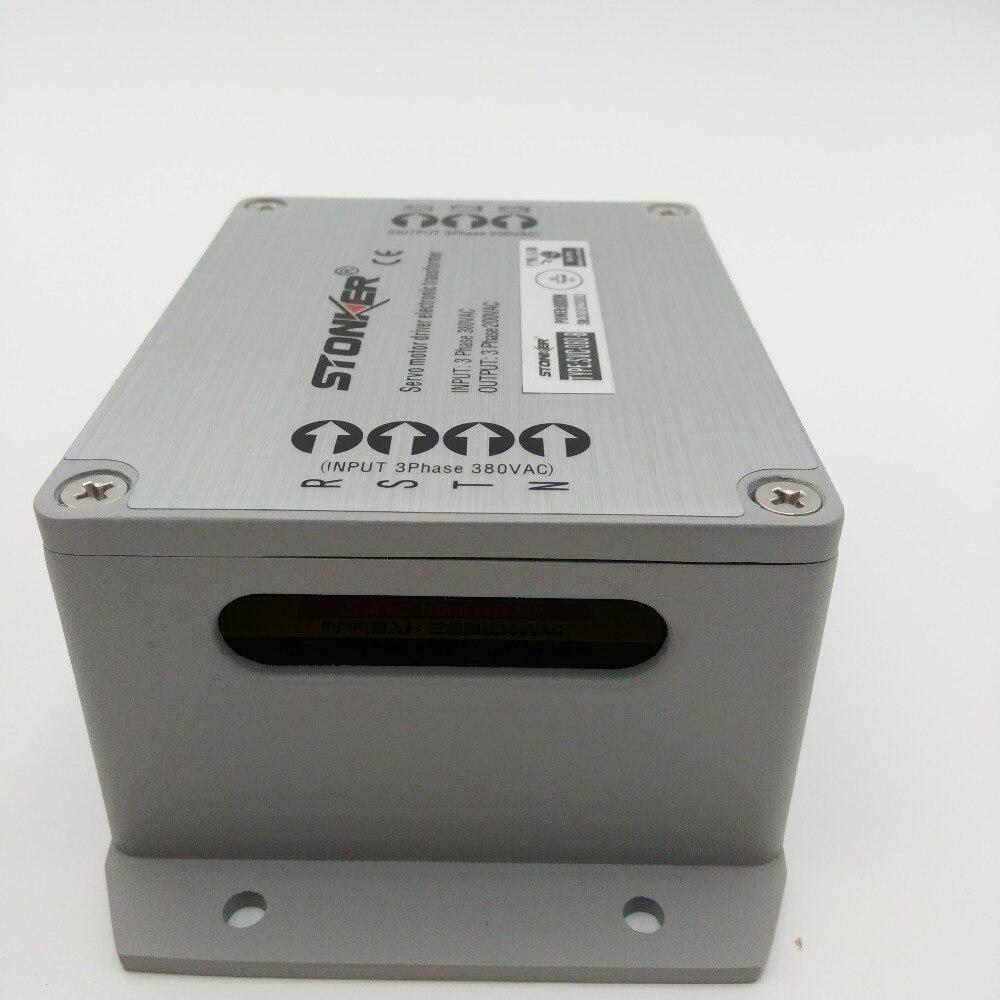 2KW 80KW RST 5500/RST 7500 интеллигентая (ый) Электрический трансформатор 50/60HZ серводвигатель переменного тока трансформатор - 4