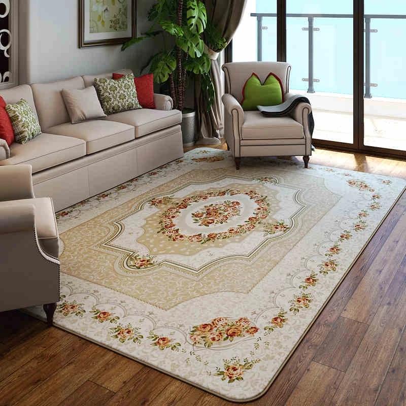 grosse grosse hohe qualitat moderne teppiche und teppiche fur wohnzimmer boden rose teppich bereich teppiche tapete tapis salon alfombras de sala