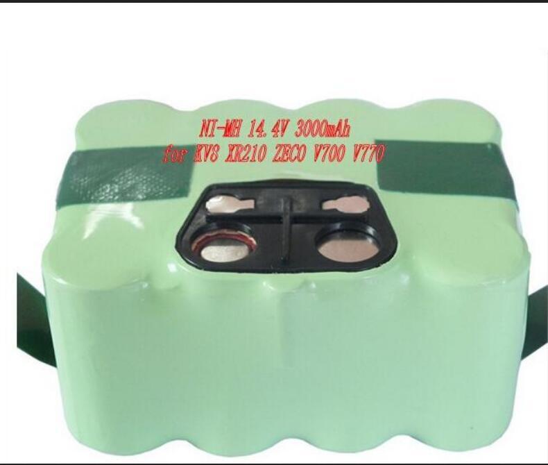 Aspirateur batterie haute qualité batterie pour 14.4 V 3000 mAh robotique batterie pour Z320 310 A325 Robot nettoyeur
