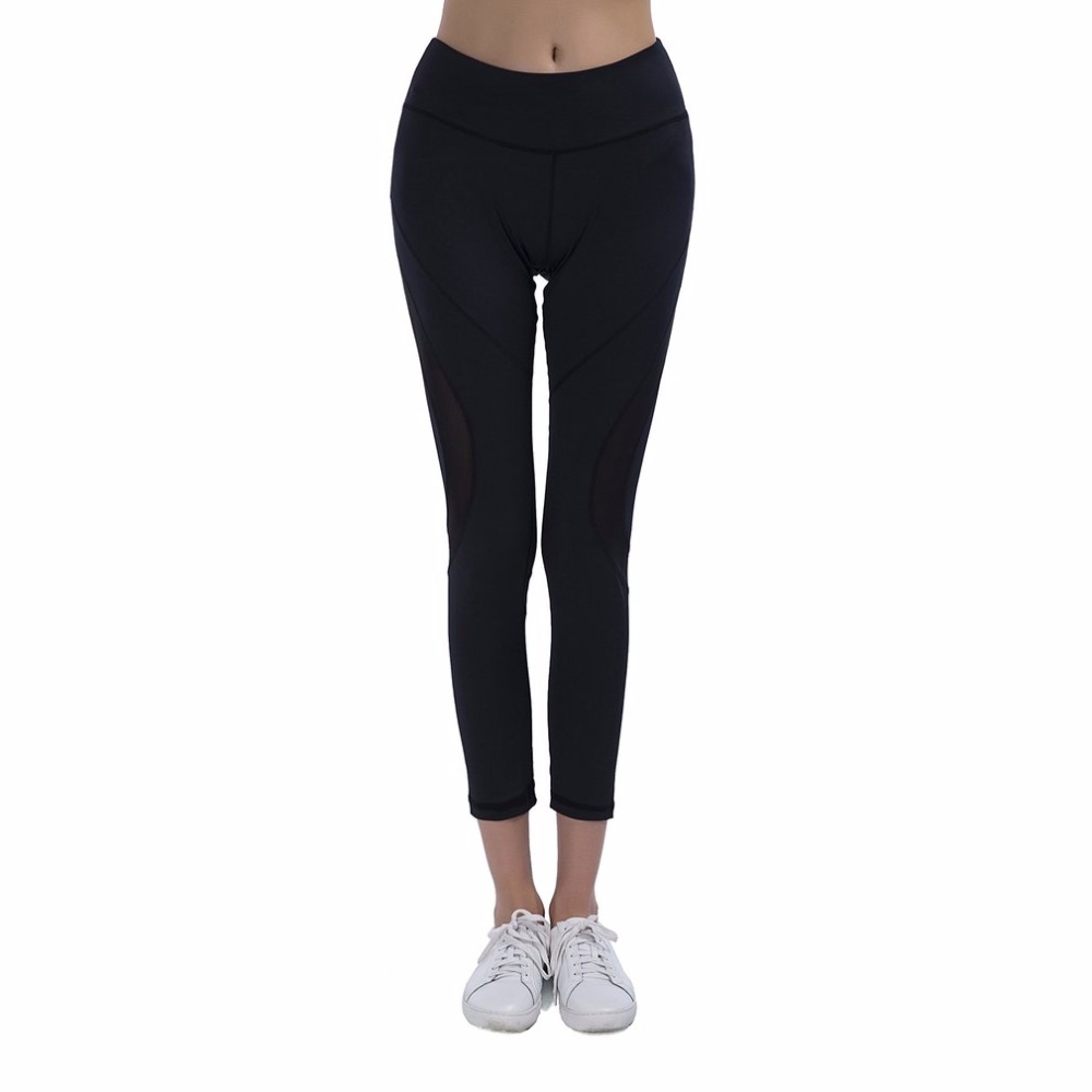 Women for Fitness Pants Running Sport Elastic Tights High Waist Leggings Training Pants Gym Sports Jogging Trousers