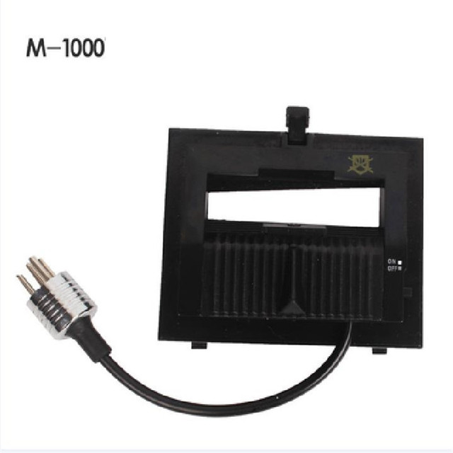 M-1000 accessory blades with sensor M-1000 tape cutting machine accessories