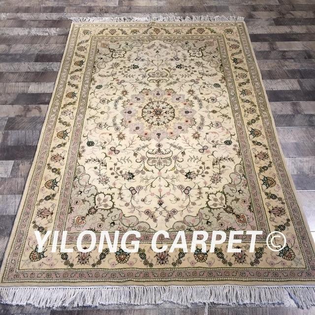 yilong main 4x6 nou turc style maison de luxe en laine de domaine - Tapis Turc