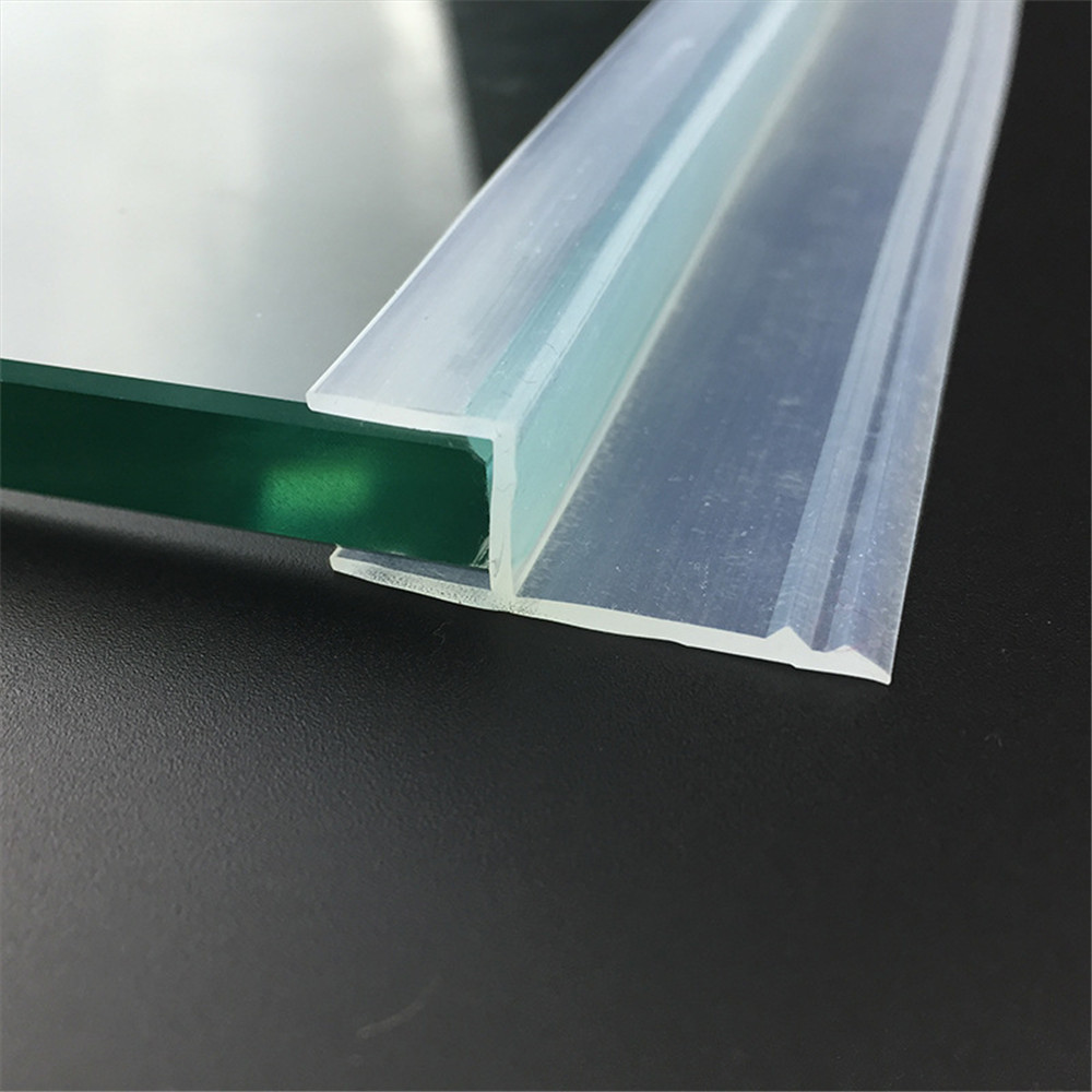 6 8 10 12mm Glass Seals Frameless Shower Door Window