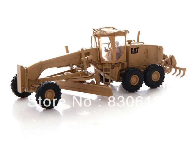 NORSCOT 1/50 SCALE CAT MILITARY 120M MOTOR GRADER DIECAST 55252 Construction vehicles toy