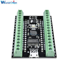 CH340G CH340 Nano V3.0 3.0 ATMEGA328P Terminal Module Expansion Board Microcontroller Micro USB for Arduino UART DIY / Assembly(China)