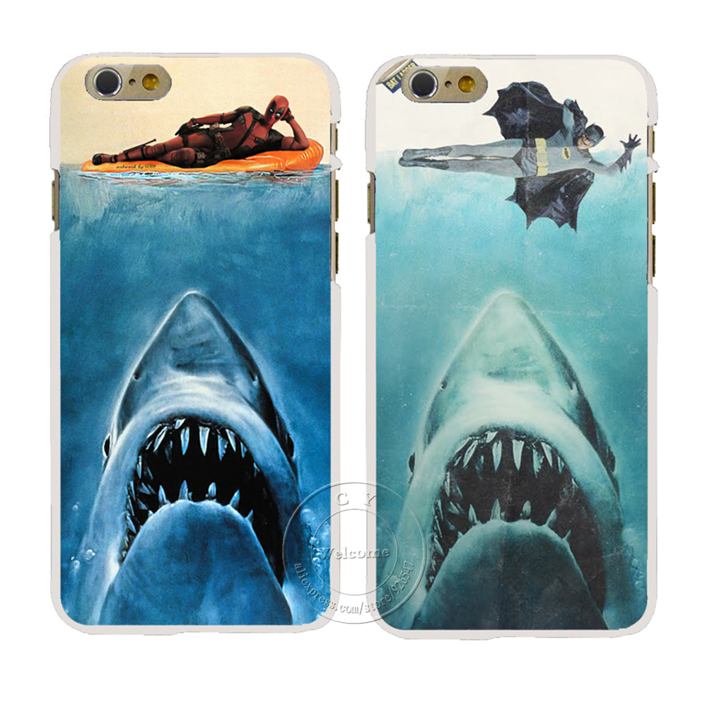 Pics photos batman logo evolution design for samsung galaxy case - New Arrive Shark Batman Spider Man Cartoon Cute Design Case Cover For Apple Iphone 4