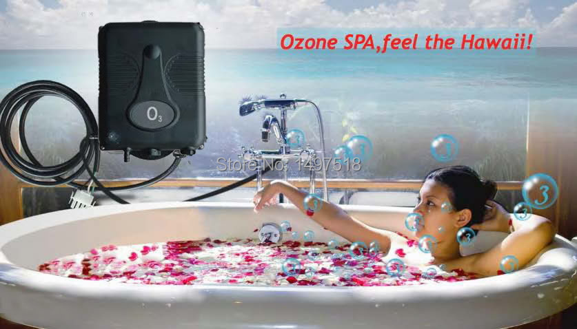 Hot Tub Spa Ozone Generator CD- Balboa Complete Replacement Kit inc valve & hose balboa spa ozone generator