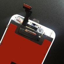 10 шт./лот для iPhone 6 plus ЖК-дисплей Дисплей Сенсорный экран Digitizer Замена 5.5 дюймов AAA Качество НЕТ dead pixel Бесплатная доставка