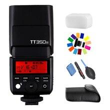 Godox TT350N Speedlite Flash TTL HSS 1/8000s for Nikon D750 D7000 D7100 D7200 D5100 D5200 D5000 D300 D300S D3200 D3100 D200 D800