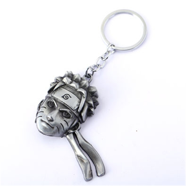 Naruto Key Chain Ninja Keychain