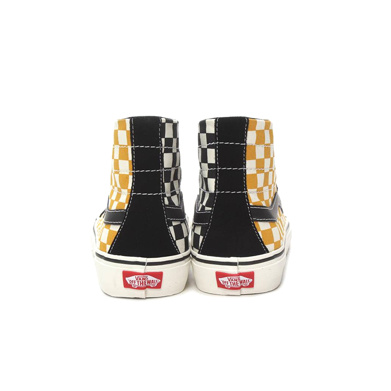 Original New Arrival Vans Men s   Women s SK8 Hi 138 Decon SF Skateboarding Shoes  Sneakers Canvas Comfortable VN0A3MV1U6T-in Skateboarding from Sports ... d9f820cf0