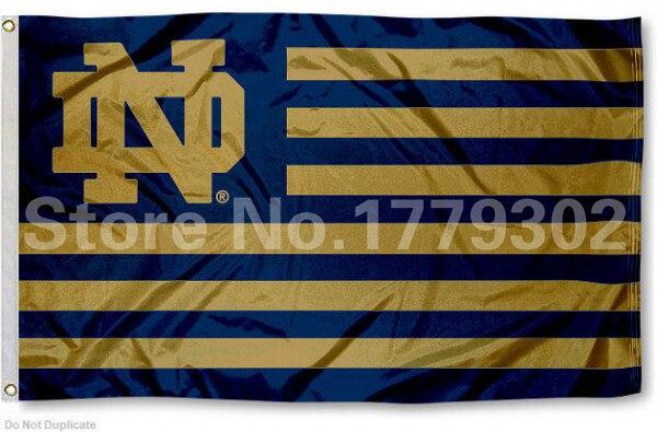 NCAA Flagge 3