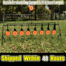 Outdoor Shooting 5/7/9 Reset Target Ring  Paintball AirSoft BB Lead Application