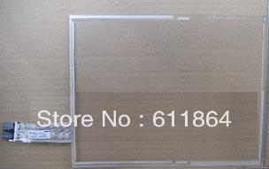 New MicroTouch Glass PL810.4E2T Touch Screen brand new pn 10343 3m microtouch touch screen well tested working three months warranty