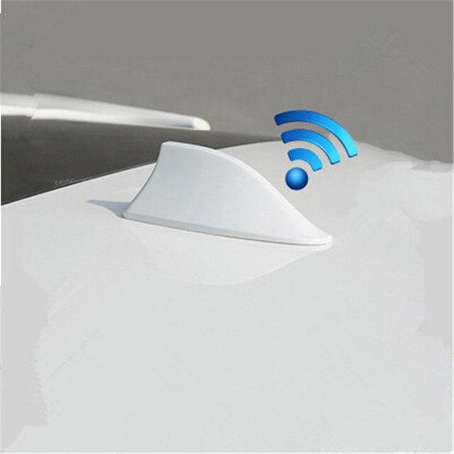 Автомобильный Стайлинг fm-сигнала Антенна плавник акулы изменить чехол для Renault Koleos Fluenec Latitude Sandero Kadjar Captur Talisman Megane RS
