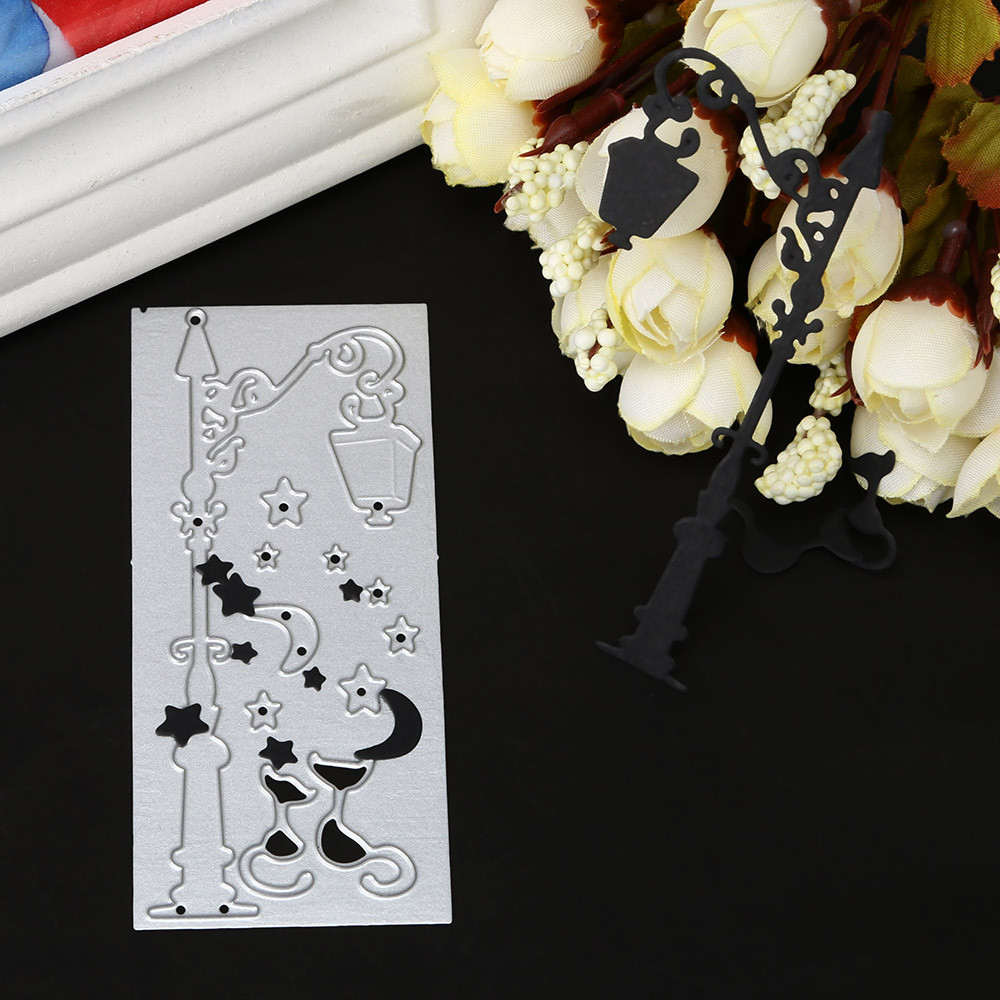 Merry Christmas Metal Cutting Dies Stencils Scrapbooking Embossing DIY Crafts Making Beautiful Greeting Cards utting Dies