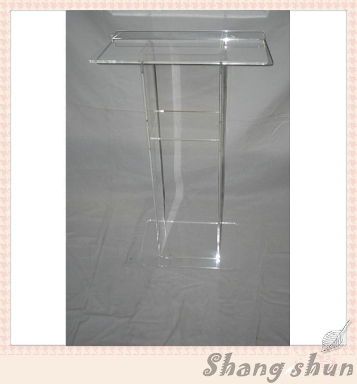 Lectern Podium, Modern Design Acrylic practical modern design acrylic podium conference lectern podium
