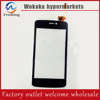 New Touch Screen For 4 BQ BQS 4050 Sorbonne Touch Panel Digitizer Glass Sensor Replacement Free