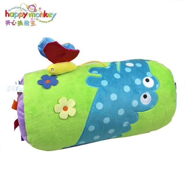 Roller Kissen.Us 9 98 Glückliche Affe Baby Multi Funktions Crawler Roller Kissen Kleinkind Spielzeug Kinder Puzzle Fitness Spielzeug In Glückliche Affe Baby