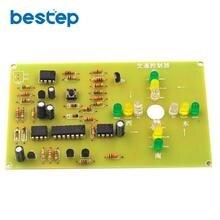 Traffic Light Controller Electronic DIY Kit Electromechanical Skills Training Sk
