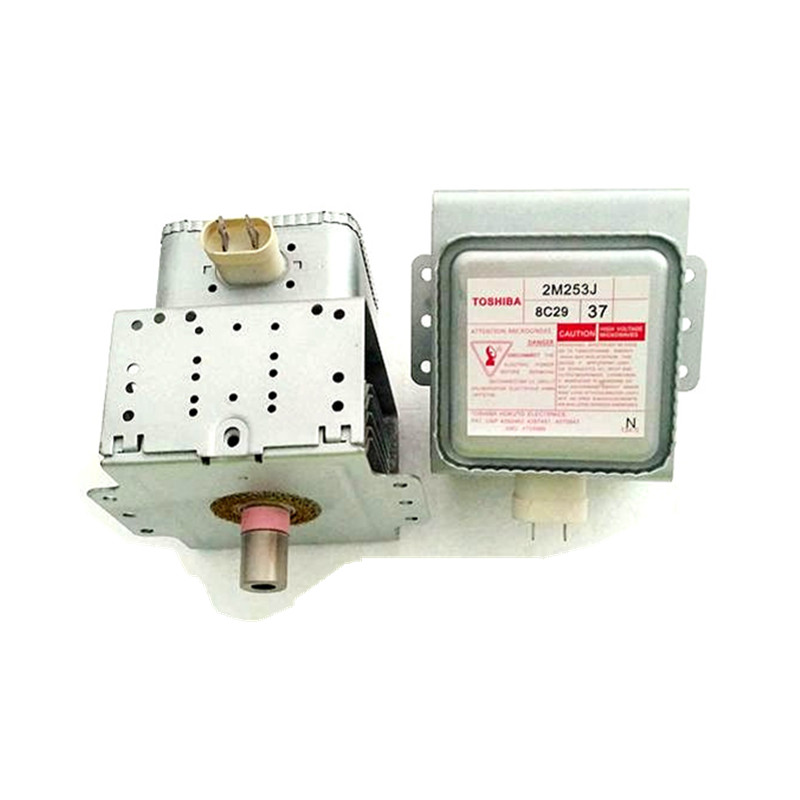 1 piece Microwave Oven Magnetron 2M253J Refurbished Magnetron for Toshiba Microwave Oven Parts Accessories