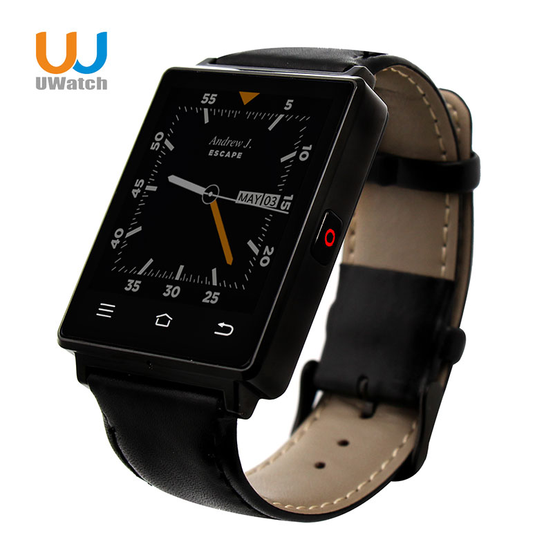 New 3G Smartwatch MTK6580 Quad Core 1.63 inch WiFi Bluetooth 4.0 GPS smart watch For Android ios PK k88h dz09 gt08 2016 bluetooth smart watch gt08 for