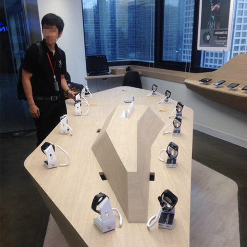 все цены на (5 set /lot ) retail shop eas security alarm device anti lost display holder unit for apple watch онлайн