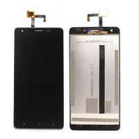 Original For Oukitel K6000 LCD Display With Touch Screen Digitizer Assembly Free Shipping