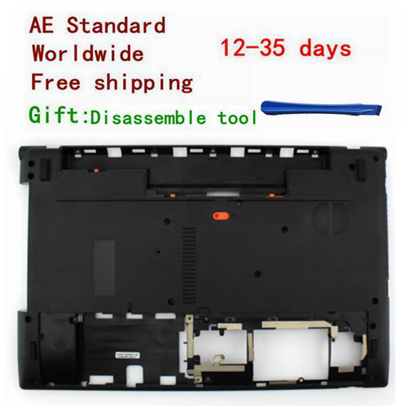 New Bottom Case Base Cover Replacement For Acer For Aspire V3 V3-551G V3-571G V3-551 V3-571 Bottom Case Base shell D cover