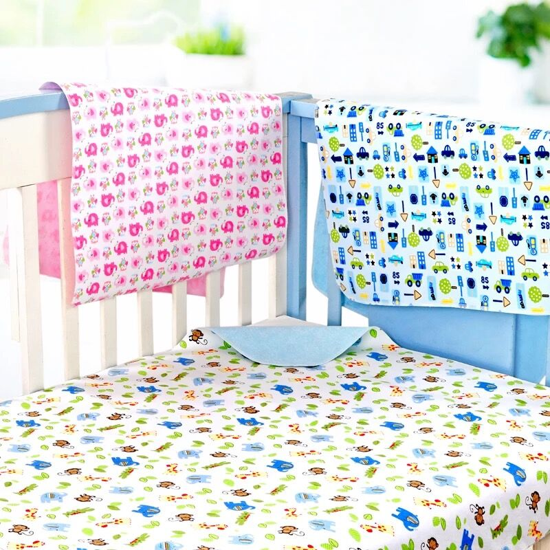 4 size changing pad Baby Nappies diaper changing mat baby cloth diapers baby Waterproof diapers fralda diapers reusable