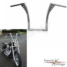 Papanda Chrome Motorcycle 16