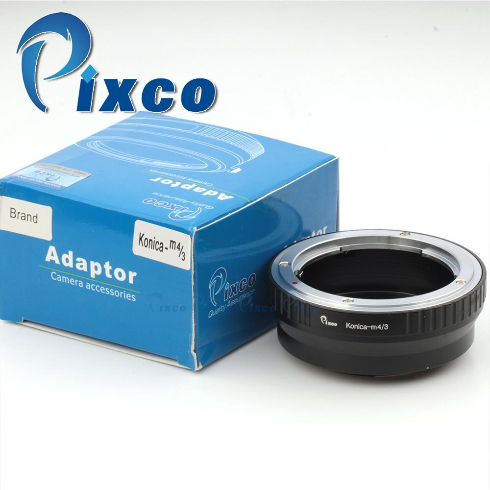 Pixco Lens Adaptet Suit For Konica AR Mount Lens To Micro 4/3 M4/3  E-PL5 E-PM2 E-P3 GF6 GH3 GF5  E-P3 E-PL3 E-PM1 E-PL2 Camera