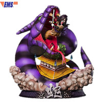 Presale Naruto Konoha Three Ninja Among Orochimaru Disastrous Wind GK Resin Statue Model (Delivery Period: 60 Days) X516