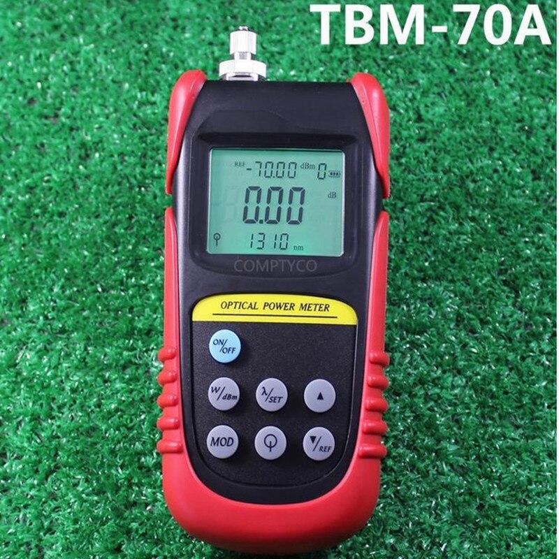 FTTH FC-6S 파이버 클리버 및 -70 ~ + 10 광 파워 미터 10Mw - 통신 장비 - 사진 3