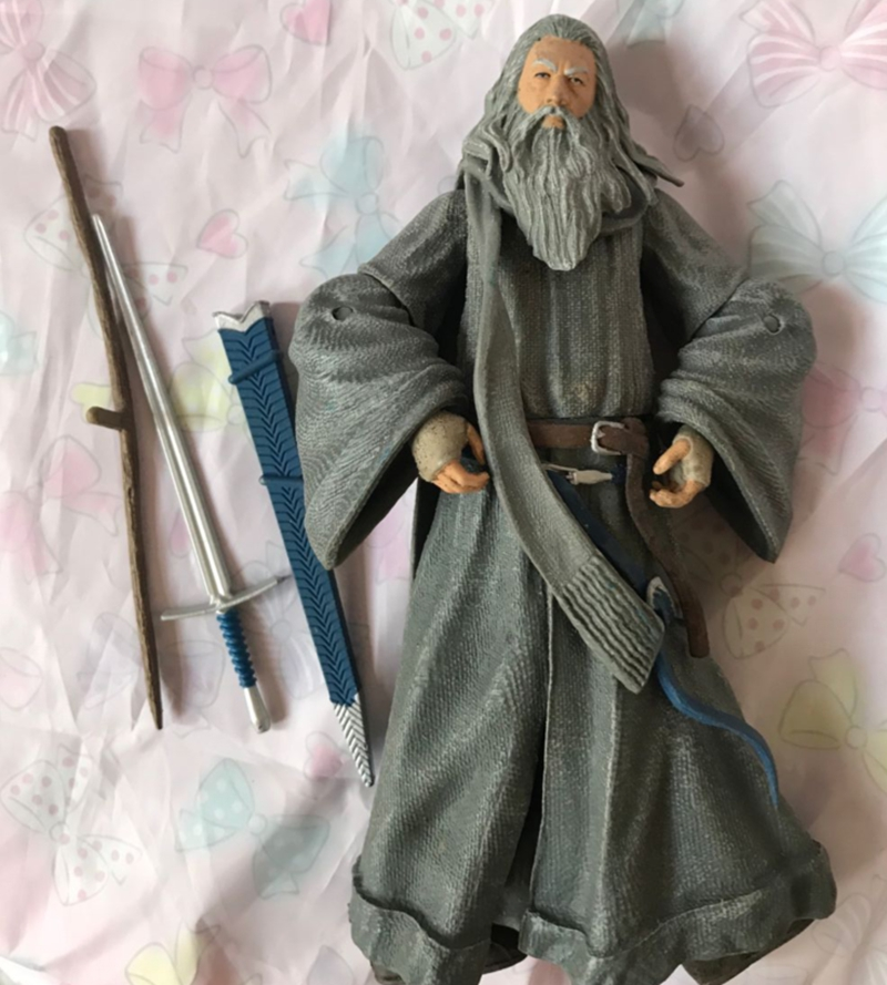 Costume Props Anime Movie Garage Kit Classic The Lord Of Rings Witch-king Of Angmar Doll Action Figure Model Loose Toy Resin Statue Collecti Novelty & Special Use