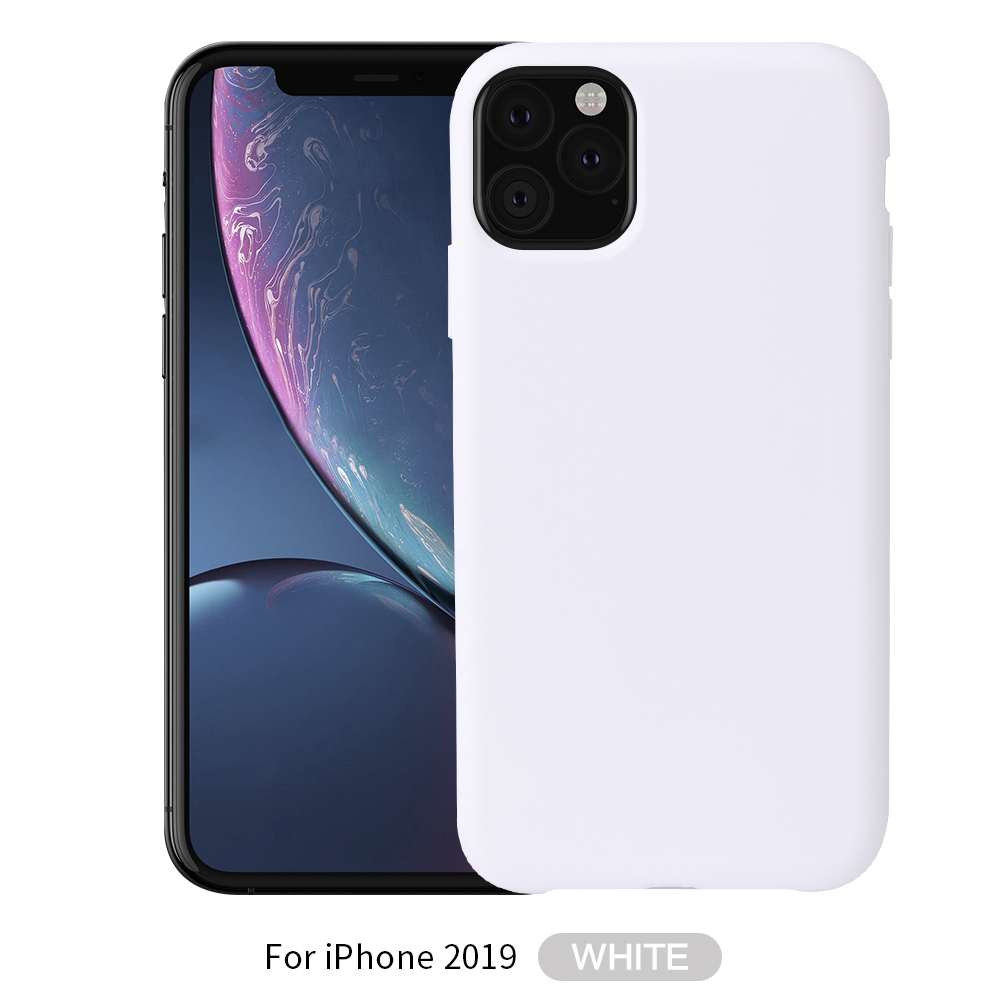 Jolie Liquid Silicone Case for iPhone 11/11 Pro/11 Pro Max 36