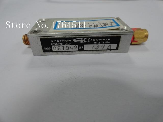 [BELLA] SYSTRON DONNER 067942 SMA Modulator