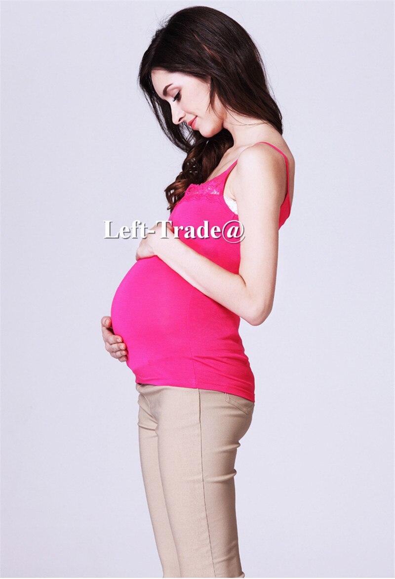 2 ~ 4 månader 1: a Trimester silikon artificiell magen falsk gravid - Sjukvård - Foto 3