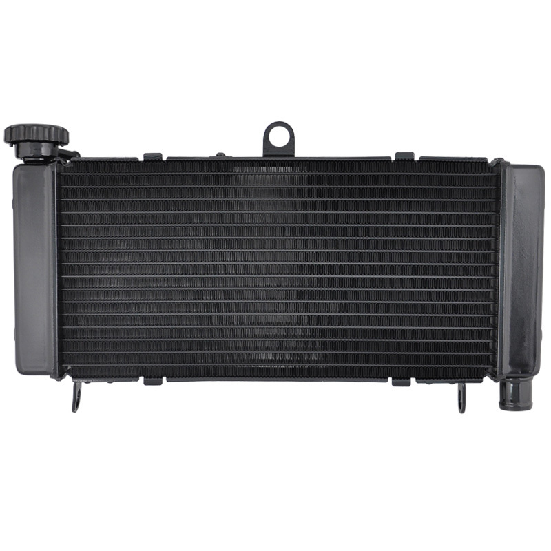 LOPOR For Honda Hornet 600 CB600 PC34 CB600F 1998-2006 Hornet CB 600 98-06 Motorcycle Aluminium Cooling Replacement Radiator Ne motorcycle radiator for honda cb600f hornet 600 1998 1999 2000 2001 2002 2003 2004 2005 aftermarket replacement water cooling