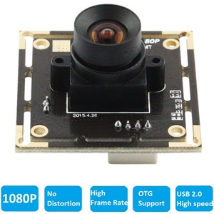 Image 1 - 1080P USB Webcam High Speed No distortion Lens CMOS 2MP Full HD Mini USB 2.0 Camera Module For Android,Linux ,Windows,MAC OS