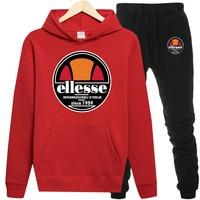 2019 New Tracksuit Men Hoodies Sweatshirts+Sweatpants brand design Hoodie Men/Women Casual Harajuku Warm Fleece Hooded Pullover