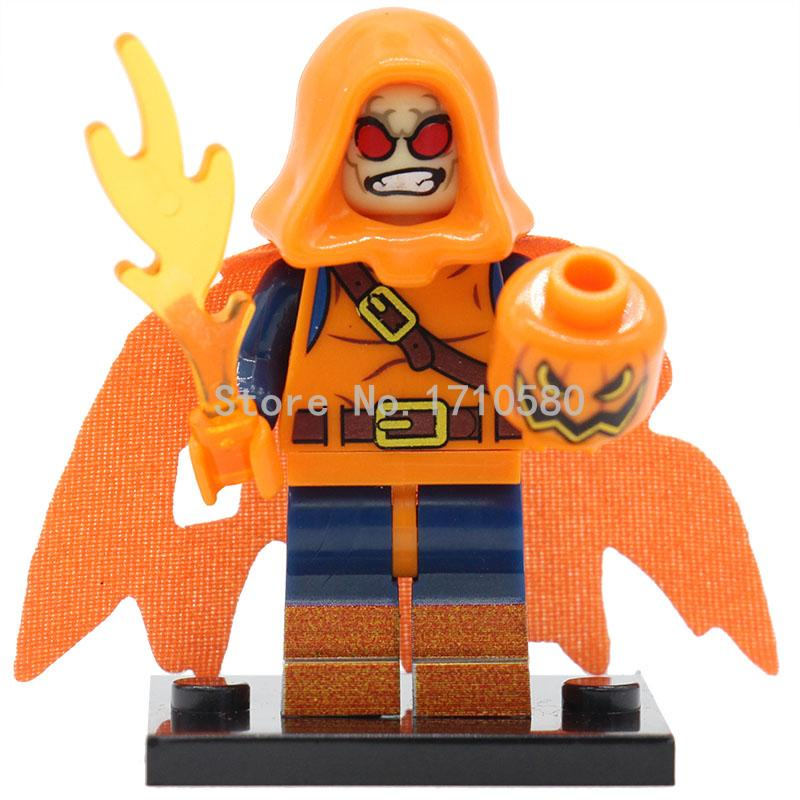 Wholesale XINH 330 Hobgoblin Minifigures 50pcs/lot Marvel Tremendous Hero Constructing Block Youngsters Training Studying Toys Christmas Presents