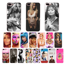 Nicki Minaj Fashion Queen Soft silicone phone cover for iphone XS max xr x 7 6s 6 8 plus 5s 5 se cell cases Coque Mobile Funda
