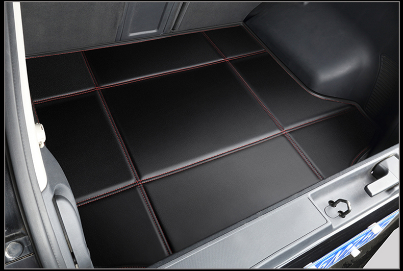 цены trunk mat for auto SUBARU XV FORESTER IMPREZA JUSTY LEGACY LEONE OUTBACK waterproof car accessories cargo liners