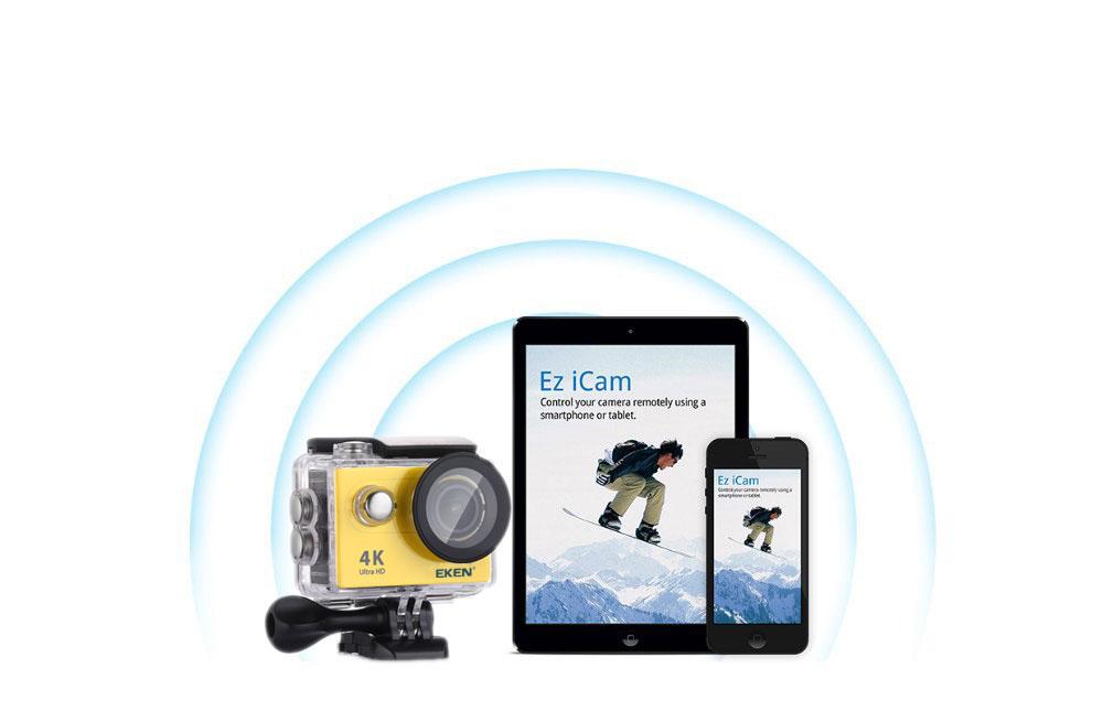 camera Eken H9R / H9 Ultra HD 4K Action Camera HTB1XWYAq8USMeJjy1zkq6yWmpXaN